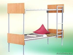 Железные армейские кровати, одноярусные металлические кровати для больниц. оптом - Изображение #4, Объявление #1424153