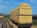 Пиломатериал вагонами на экспорт из России
