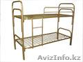 Железные армейские кровати, одноярусные металлические кровати для больниц. оптом - Изображение #5, Объявление #1424153